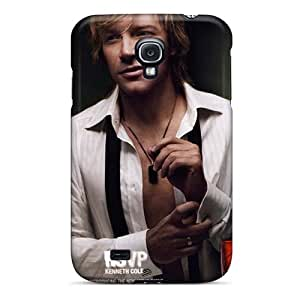 Iphonecase88 Samsung Galaxy S4 Protector Cell-phone Hard Covers Allow Personal Design Trendy Bon Jovi Skin [nWd2867noWI]