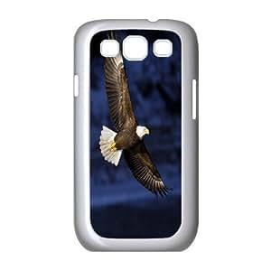 Yo-Lin case IKAI0446505Cute Eagle For Samsung Galaxy S3