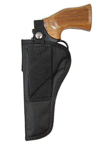 Barsony New OWB Cross Draw Gun Holster for NEW MODEL SINGLE SIX 5.5in right (Single Holster Draw Cross)