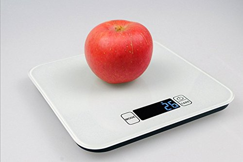 sinywon-digital-kitchen-scale-multifunction-food-scale-33lb-15kg-toughened-glass-easy-to-clean-white