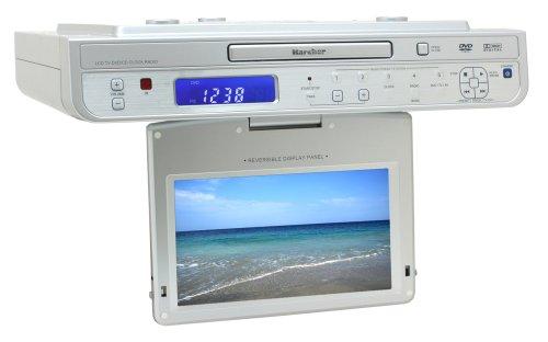 Karcher DVD MC-8500 Unterbau-Multimedia Center mit 20,3 cm (8 Zoll ...