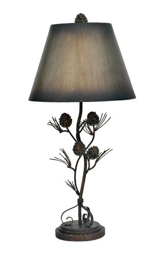 Iron Twig Table Lamp (CIAER100) ()