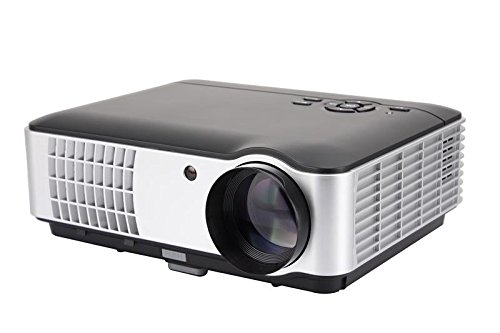 HD Digital Projector (05549A) for Home Cinema Theater Par...