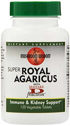 - Super Royal Agaricus 120 vtabs