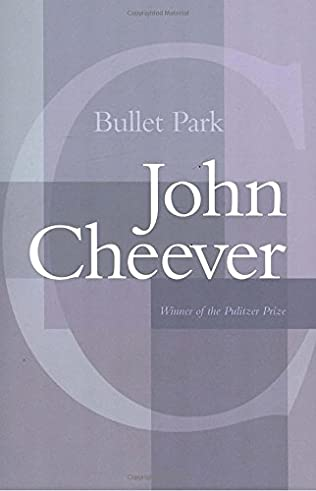 book cover of Bullet Park