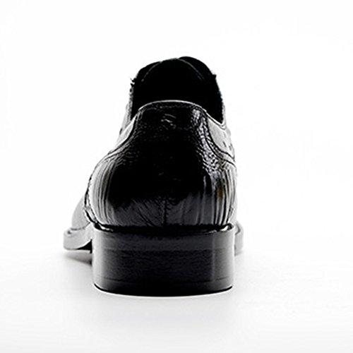 Vacchetta Punta Per Scarpe Pelle Uomo Da Black Da Brogue Vera Di In Donna Oxford Formale Da Moda Pelle In A Di Vacchetta Uomo Scarpe Lavoro zpwqXCx