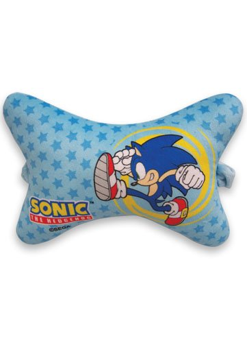 Sonic Chair amazon com sonic hedgehog chair pillow goodies toys
