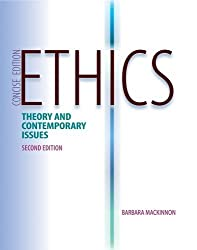 Bundle: Ethics: Theory and Contemporary Issues, Concise Edition, 2nd + Philosophy CourseMate with eBook Printed Access Card by Barbara MacKinnon (2012-01-01)