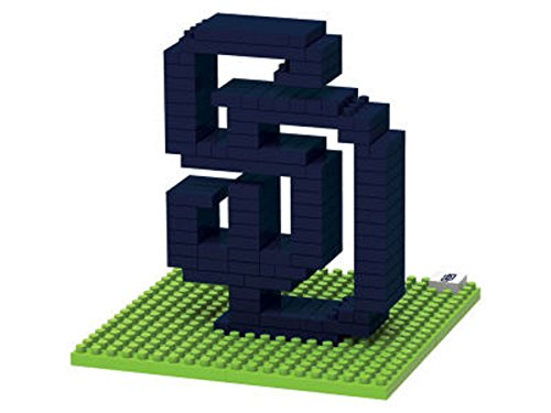 San Diego Padres 3D Brxlz - Logo