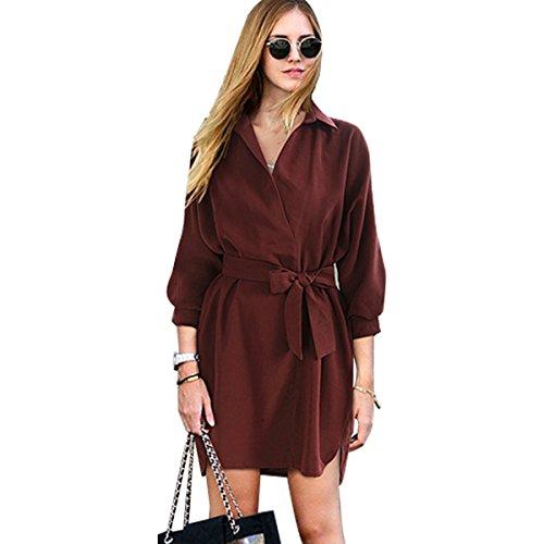 Buy belted jacket dress - 5
