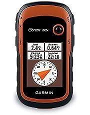 Garmin eTrex 20x navigatieapparaat 5,59 cm (2,2 inch) TFT draagbaar zwart, oranje 141,7 g
