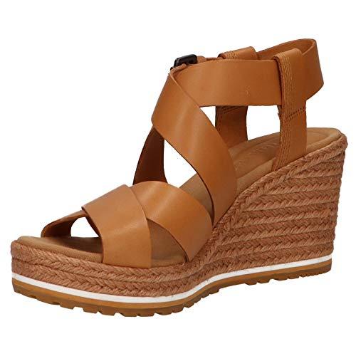 Marron Pour Timberland Femme Sandal Nice Coast H4q7R