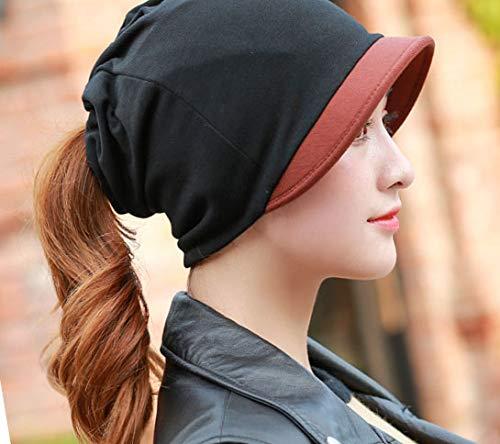 Sombrero Acvip mujer Size Khaki de One ziegelrot Adrpdq
