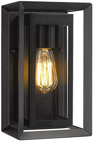 Outdoor Wall Sconce Light Fixture