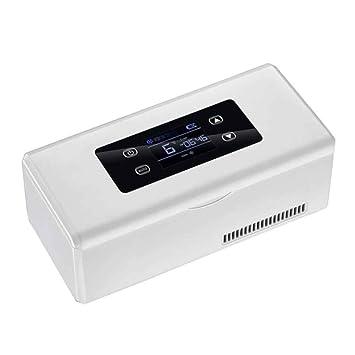 Nevera portátil Caja de refrigerador de Medicina Mini Caja de ...