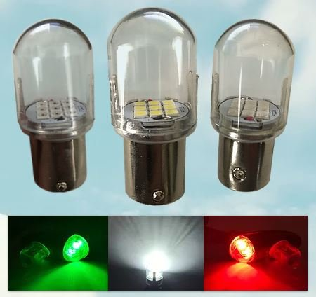 Aircraft Led Navigation Light Bulbs