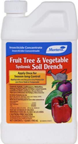 Monterey Fruit Tree & Vegetable Systemic Soil Drench 32oz