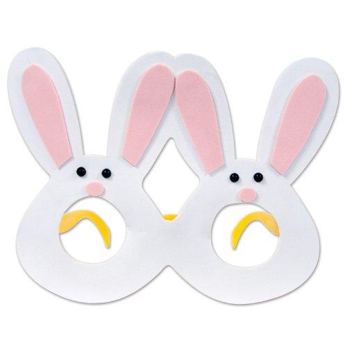 Beistle 40767 Bunny Glasses