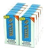 filtres rizla + ultra slim en sticks x10 boites