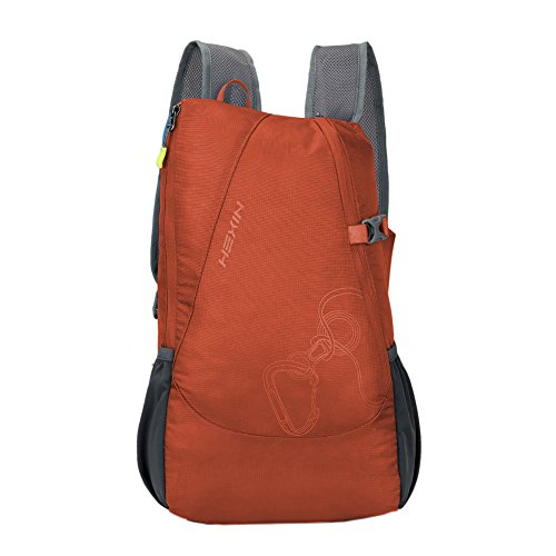 Price comparison product image Durable Young Student Outdoor Shool Backpack Orange