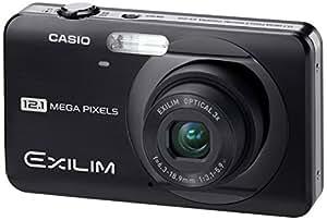 Casio  EXILIM ZOOM EX-Z25 -  Cámara Digital Compacta 12.7 MP - Negro
