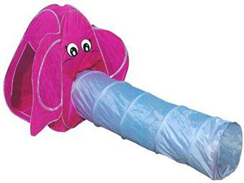 Elephant Animal Tunnel Children Playtent