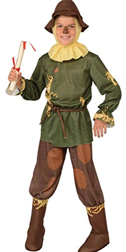 Wizard of Oz Halloween Sensations Scarecrow Costume, Small (75th Anniversary -