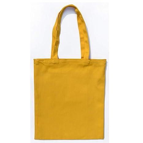 Bolsas de tela de algodón reutilizables para la escuela ...