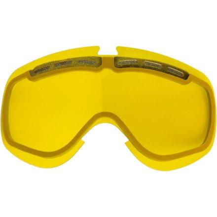 Electric EG1 Lens Yellow, One - Uk Electric Sunglasses