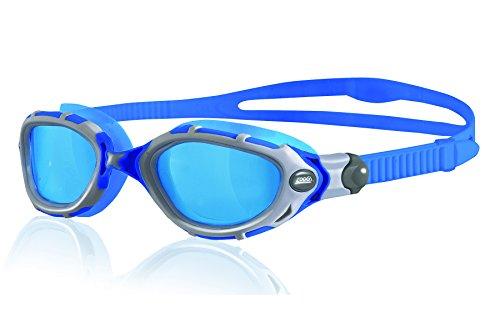 ZOGGS 315721-804 Predator Flex L/XL - Swim Goggles (Light...