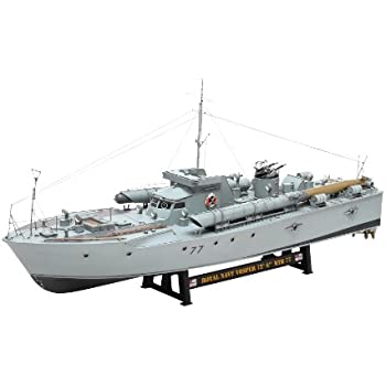 "Italeri Vosper 72'6"" MTB 77 Model Kit"