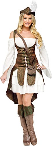 Morris Costumes Halloween Robin hood adult small 4-6
