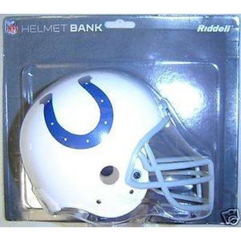 (Indianapolis Colts Riddell NFL Mini Helmet Bank)