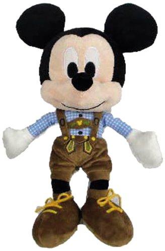 Nicotoy - Peluche - Mickey Mouse - Bavière 25cm - 5413538785090