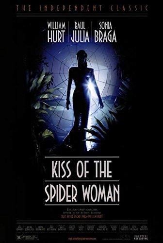 Amazon.com: Beso de la mujer araña Cartel (11