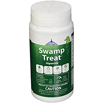 Amazon Com United Chemical Swamp Treat Swam C12 Swimming