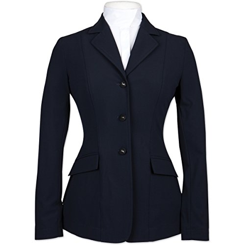 R.J. Classics Ladies' Monterey Hunter/Jumper Coat Navy 6RE