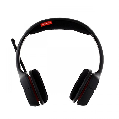 Plantronics GameCom 318 , Gaming Headset with Flip Boom Mic