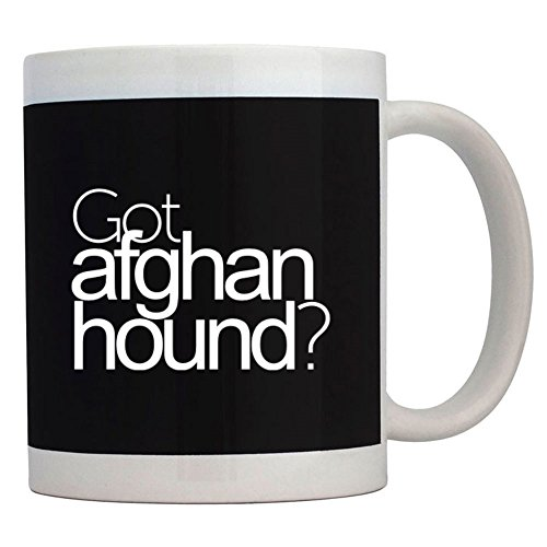 Teeburon Got Afghan Hound? Mug - Got Afghan Hound Shopping Results