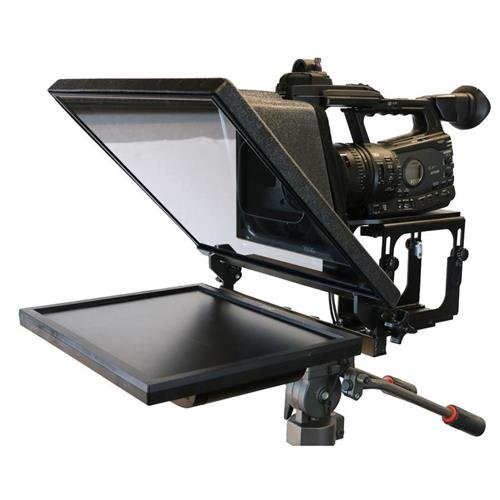 Telmax G2 17'' Teleprompter with 14''x16'' Mirror and AVM Sled System, ZaPrompt Pro Software by Telmax Teleprompters