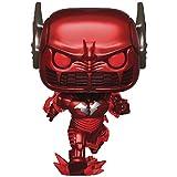 Pop DC Heroes 3.75 Inch Statue Figure Batman - Red Death Batman #283 Exclusive