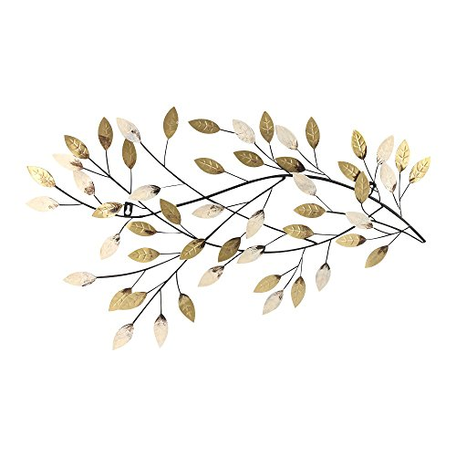 Branch Metal Wall Art (Comfy Hour 32