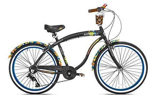 Margaritaville First Look Men's Beach Cruiser Bike, (Best Multi Speed Beach Cruisers)