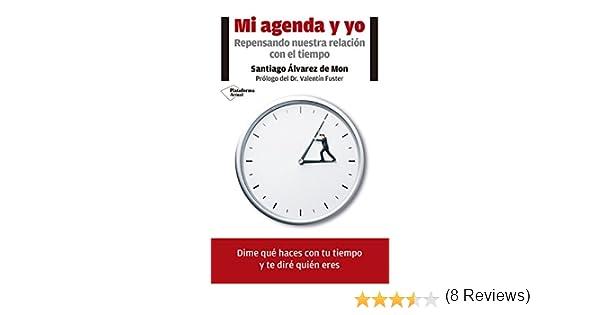 Mi agenda y yo: Repensando nuestra relación con el tiempo