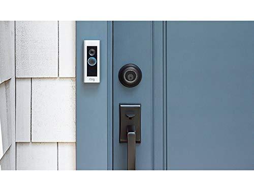 Ring Video Doorbell Pro Sonnette Vidéo Avec Carillon Et