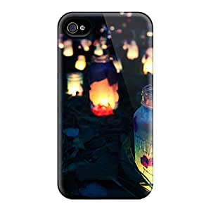 Forever Collectibles Bottle Lamps Hard Snap-on Iphone 6 Cases