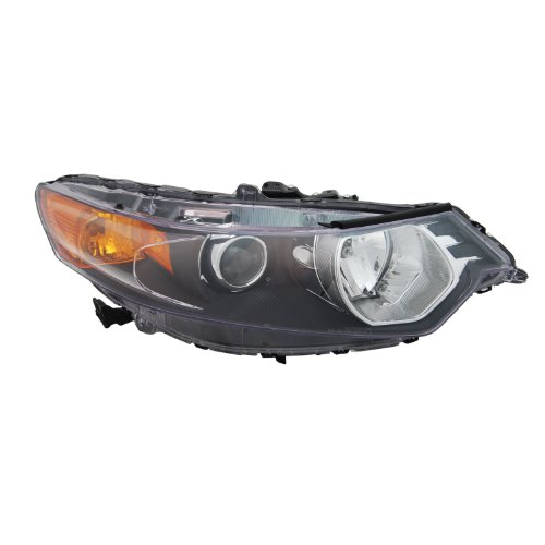 TYC 20-9069-01 Acura TSX Replacement Right Head Lamp Acura Tsx Headlight Assembly