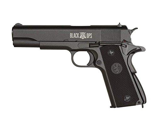 Black Ops 1911 Full Metal Co2 Blowback Air Pistol