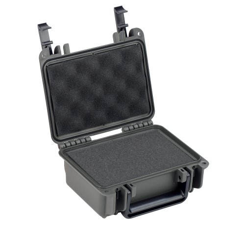 Seahorse SE120F-GM Waterproof Storage and Transport Case wit
