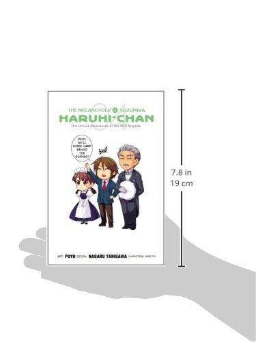 The Melancholy of Suzumiya Haruhi-chan, Vol. 4